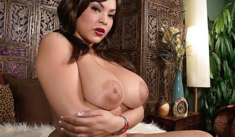 BBW Latina Tits Pics